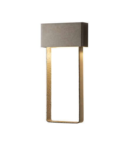 Hubbardton Forge 302512-Led-03 Light Quad Large Led Outdoor Sconce In Mahogany
