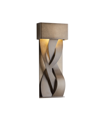 Hubbardton Forge 302527-Led-05 Light Tress Small Led Outdoor Sconce In Bronze
