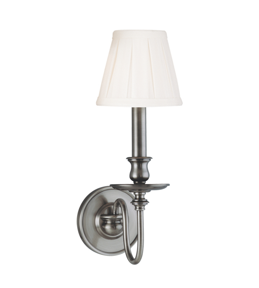 Hudson Valley 4021 An Menlo Park 1 Light Wall Sconce In