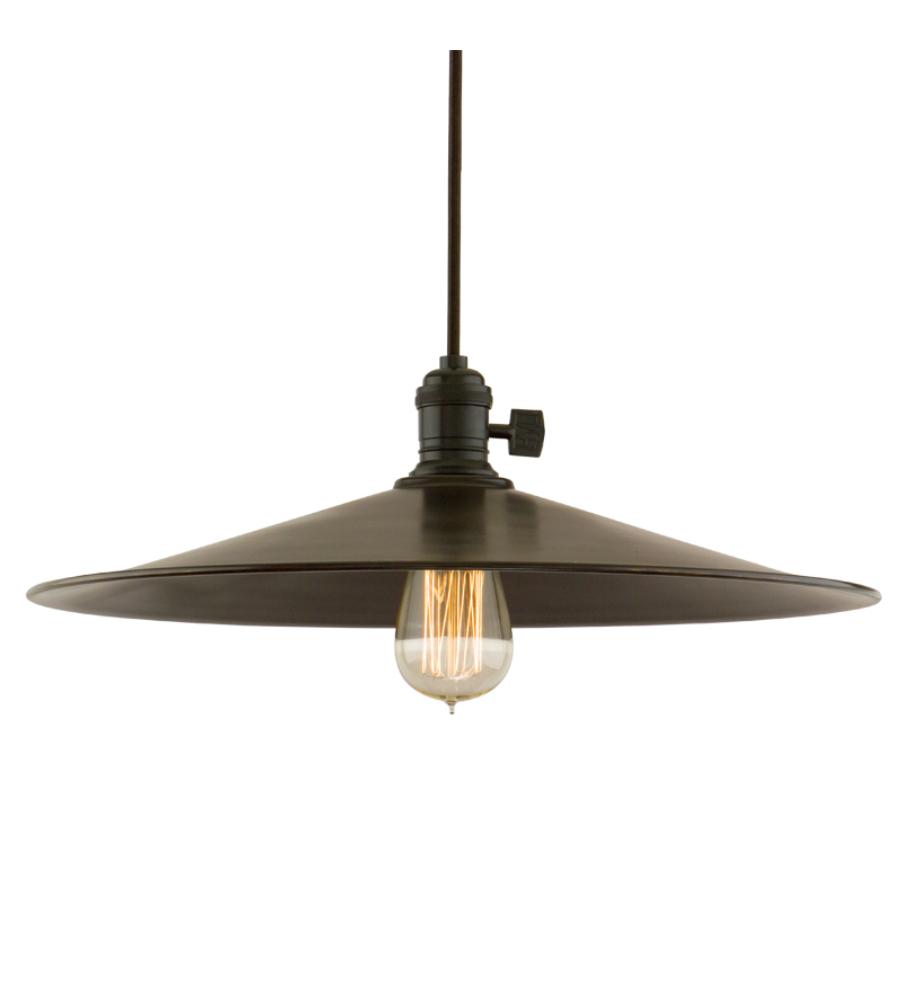 Hudson Valley Lighting Bulbs: Hudson Valley 8002-Ob-Ml1 Heirloom 1 Light Pendant In Old