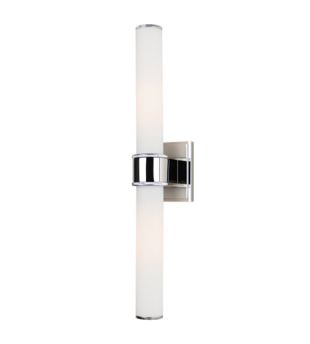 Hudson Valley 1262-Pn Mill Valley 2 Light Bath Bracket In Polished Nickel