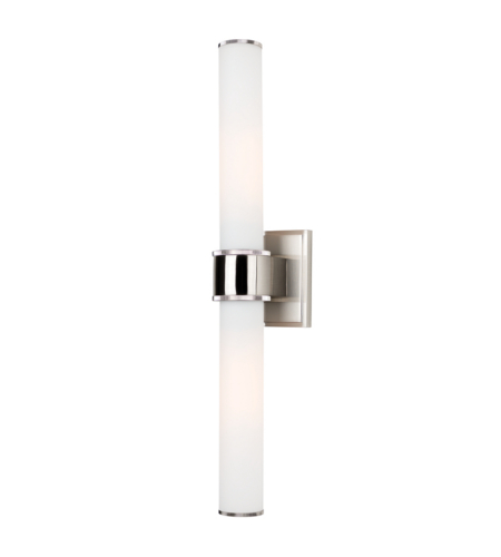 Hudson Valley 1262-Sn Mill Valley 2 Light Bath Bracket In Satin Nickel