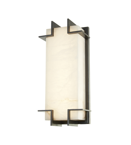 Hudson Valley Lighting 3915-OB Delmar Led Wall Sconce in Old Bronze