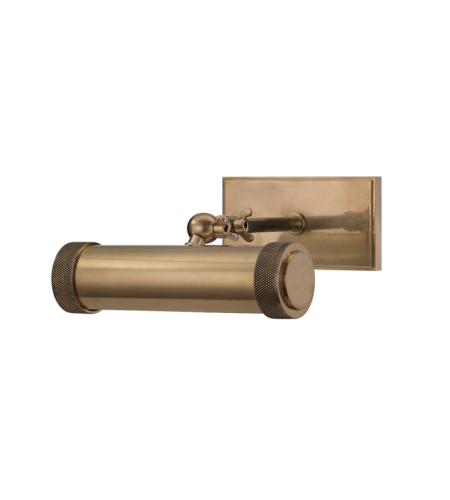 Hudson Valley 5808-Agb Ridgewood 1 Light Picture Light In Aged Brass
