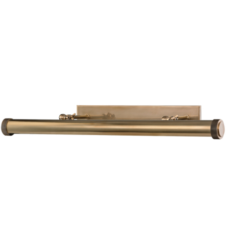 Hudson Valley 5830-Agb Ridgewood 4 Light Picture Light In Aged Brass