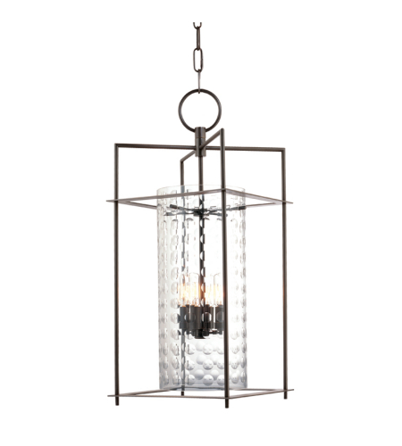 Hudson Valley Lighting 7609-OB Esopus 3 Light Pendant in Old Bronze