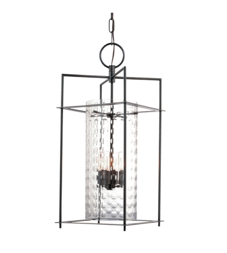 Hudson Valley Lighting 7612-OB Esopus 4 Light Pendant in Old Bronze