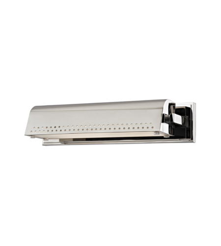 Hudson Valley 8114-PN Garfield Led Picture Light in Polished Nickel