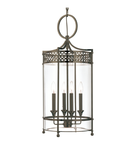 Hudson Valley 8994-DB Amelia 4 Light Pendant in Distressed Bronze