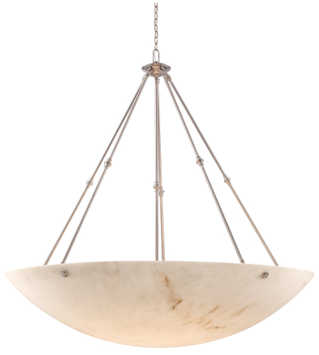 Metropolitan N3712-PW Virtuoso II 12 Light Pendant in Pewter (Plated)