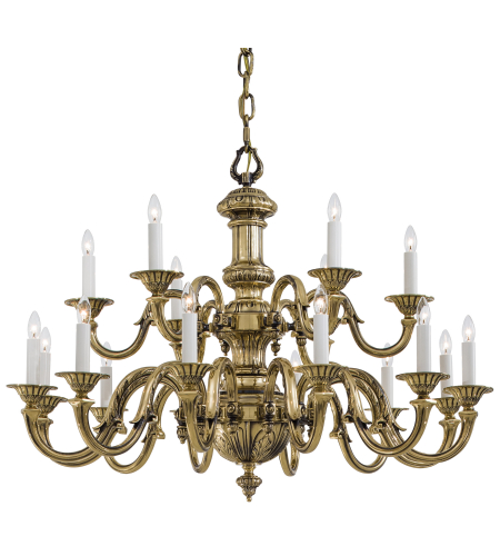 Metropolitan N700218 18 Light Chandelier