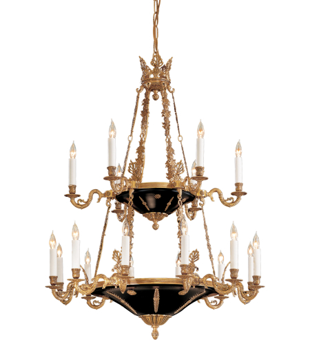 Metropolitan N850220 18 Light Chandelier