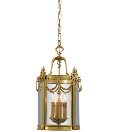 Metropolitan N850704 4 Light Foyer Pendant
