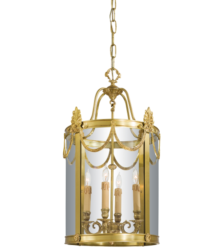 Metropolitan N850804 4 Light Foyer Pendant
