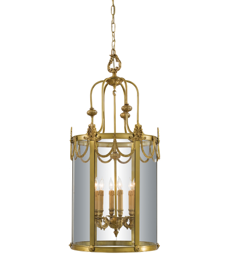 Metropolitan N850906 6 Light Foyer Pendant