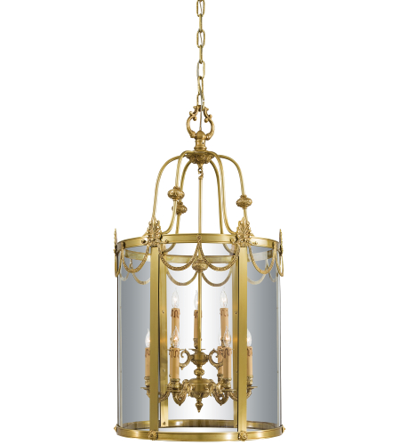 Metropolitan N850909 9 Light Foyer Pendant