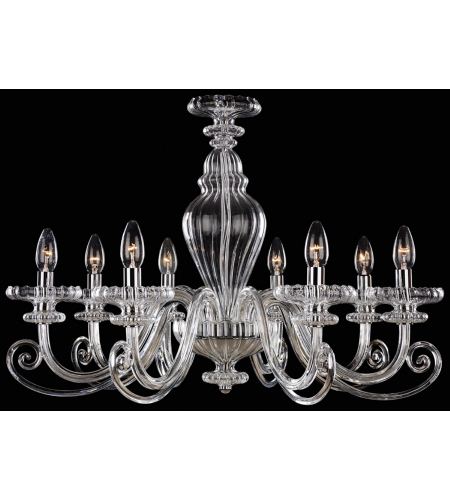 Metropolitan N9168 8 Light Chandelier