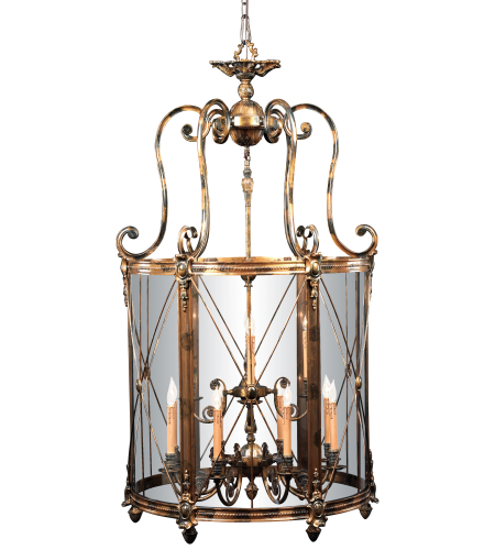 Metropolitan N9306 12 Light Foyer Pendant