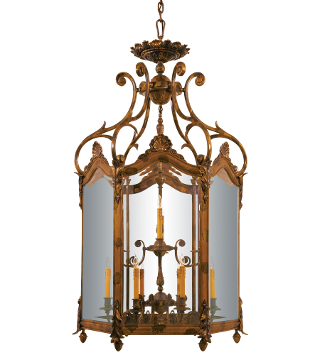 Metropolitan N952012 12 Light Foyer Pendant