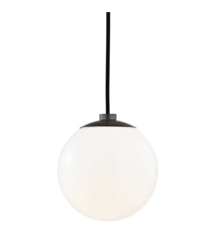 Mitzi® By Hudson Valley H105701-Ob 1 Light Pendant In Old Bronze