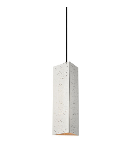 Mitzi® By Hudson Valley H150701-Pn 1 Light Pendant In Polished Nickel