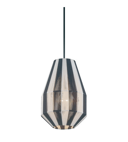 Mitzi by Hudson Valley Lighting H293701S-AGB Kenzie 1 Light Pendant in Aged Brass