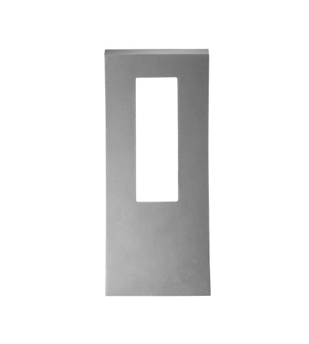 Modern Forms WS-W2216-GH Dawn 16in LED Outdoor Wall Light 3000K in Graphite