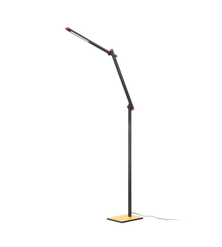 Modern Forms FL-1050-MC Balance LED Floor Lamp in Multicolored