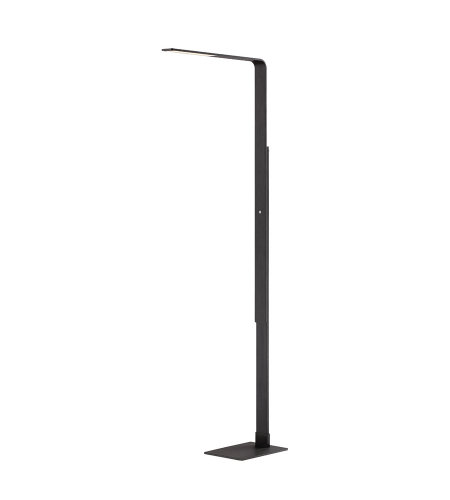 Modern Forms FL-1850-BK Linear LED Floor Lamp in Black