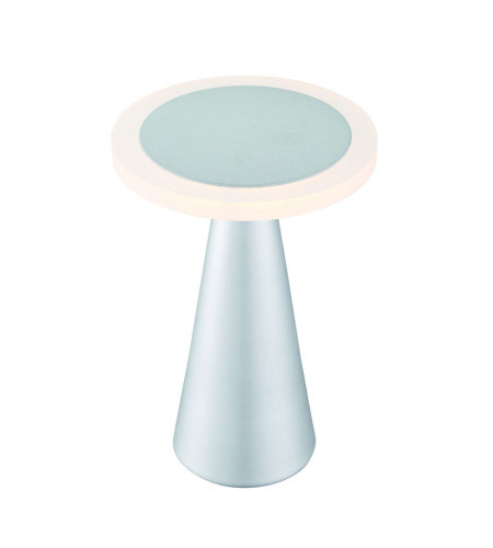 Modern Forms TL-27906-TT Cute 6in LED Table Lamp in Titanium