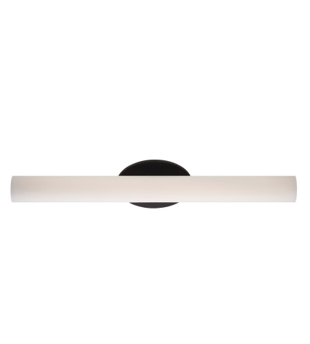 Modern Forms WS-3624-BZ Loft LED Bath Bracket in Bronze