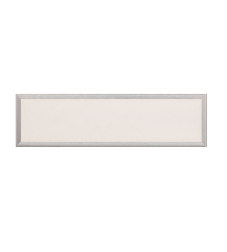 Modern Forms WS-3718-AL Neo LED Bath Bracket in Brushed Aluminum