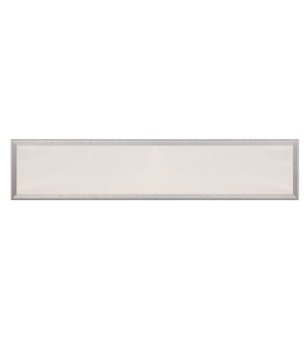 Modern Forms WS-3724-AL Neo LED Bath Bracket in Brushed Aluminum