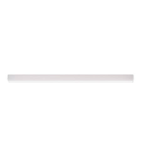 Modern Forms WS-47937-WT Lightstick 37in LED Bathroom Vanity & Wall Light 3000K in White