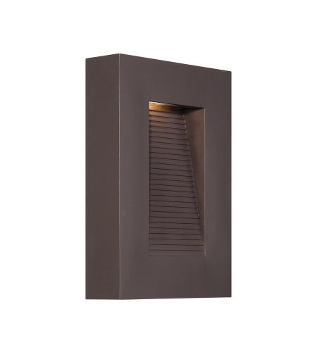 Modern Forms WS-W1110-BZ Urban LED Outdoor Wall Light in Bronze