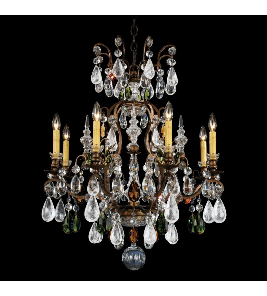 Schonbek 3571 48cl renaissance rock crystal 9 light 110v chandelier schonbek 3571 48cl renaissance rock crystal 9 light 110v chandelier in antique silver with clear rock crystal aloadofball Choice Image