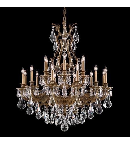 Schonbek 6960 27o sophia 18 light 110v chandelier in parchment gold schonbek 6960 22a sophia 18 light 110v chandelier in heirloom gold with clear spectra crystal aloadofball Gallery