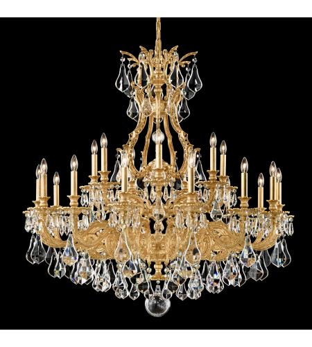 Schonbek 6961 22a sophia 21 light 110v chandelier in heirloom gold schonbek 6961 22gs sophia 21 light 110v chandelier in heirloom gold with golden shadow crystals from swarovski aloadofball Images