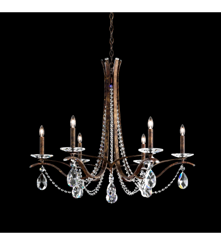 Schonbek Vesca Chandelier: Schonbek Va8322n-23a Vesca 12 Light 110v Chandelier In
