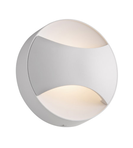 Sonneman 2362.98 Toma LED Sconce in Textured White