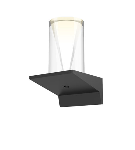 Sonneman 2850.25-LC Votives 2 Light LED Sconce in Satin Black