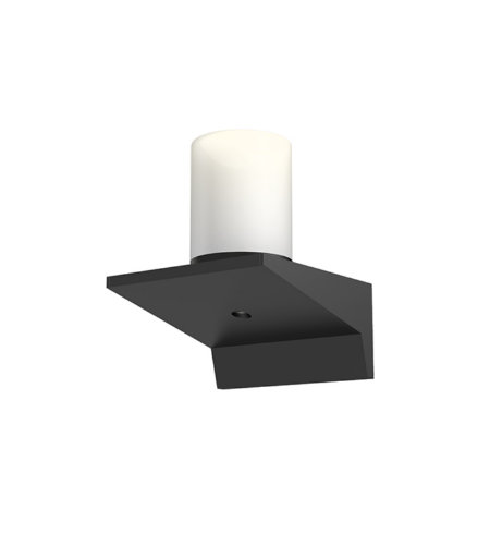 Sonneman 2850.25-SW Votives 2 Light LED Sconce in Satin Black