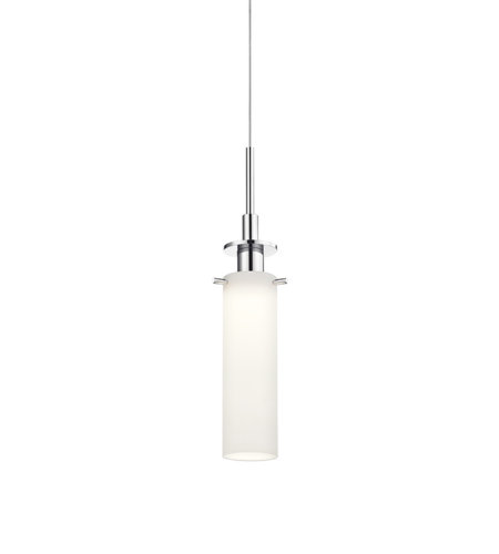 Sonneman 3025.01 Candle Plus LED LED Pendant in Polished Chrome