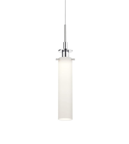 Sonneman 3027.01 Candle Plus LED LED Long Pendant in Polished Chrome