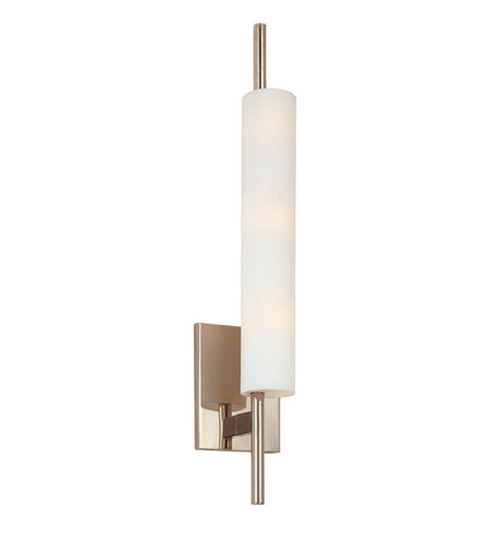 Sonneman 3841.35 Piccolo Contemporary 3 Light Sconce In Polished Nickel