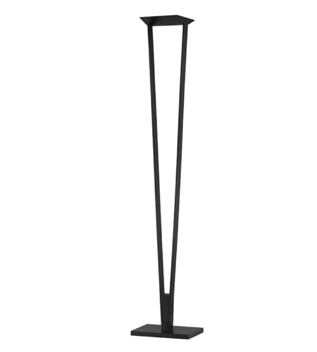 Sonneman 4674.25 V LED Torchiere in Satin Black