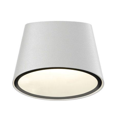 Sonneman 7220.98-WL Elips LED Sconce in Textured White