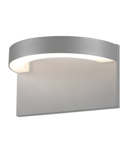 Sonneman 7226.74-WL Cusp LED Sconce in Textured Gray