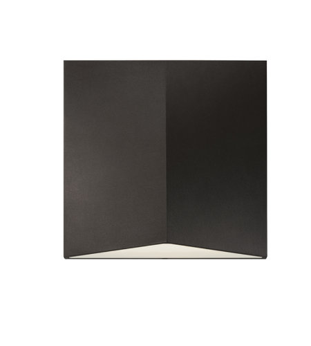 Sonneman 7234.72-WL Ridgeline LED Sconce in Textured Bronze