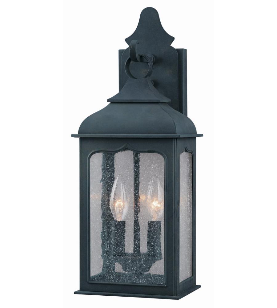 Troy Exterior Lighting B2011ci Henry Street 2 Light